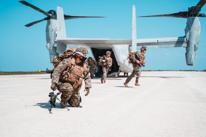Marine Corps, Navy Ready to Hone Naval Integration in 2021 Joint Force Exercise