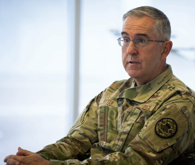 Joint Chiefs Vice Chair John Hyten Expected to Retire Next Year; Shortest Tenure in Job Since 2007