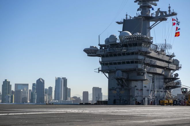 Theodore Roosevelt Carrier Strike Group Begins Quarantine Ahead of Second 2020 Deployment; Makin Island Amphibious Ready Group Near Hawaii