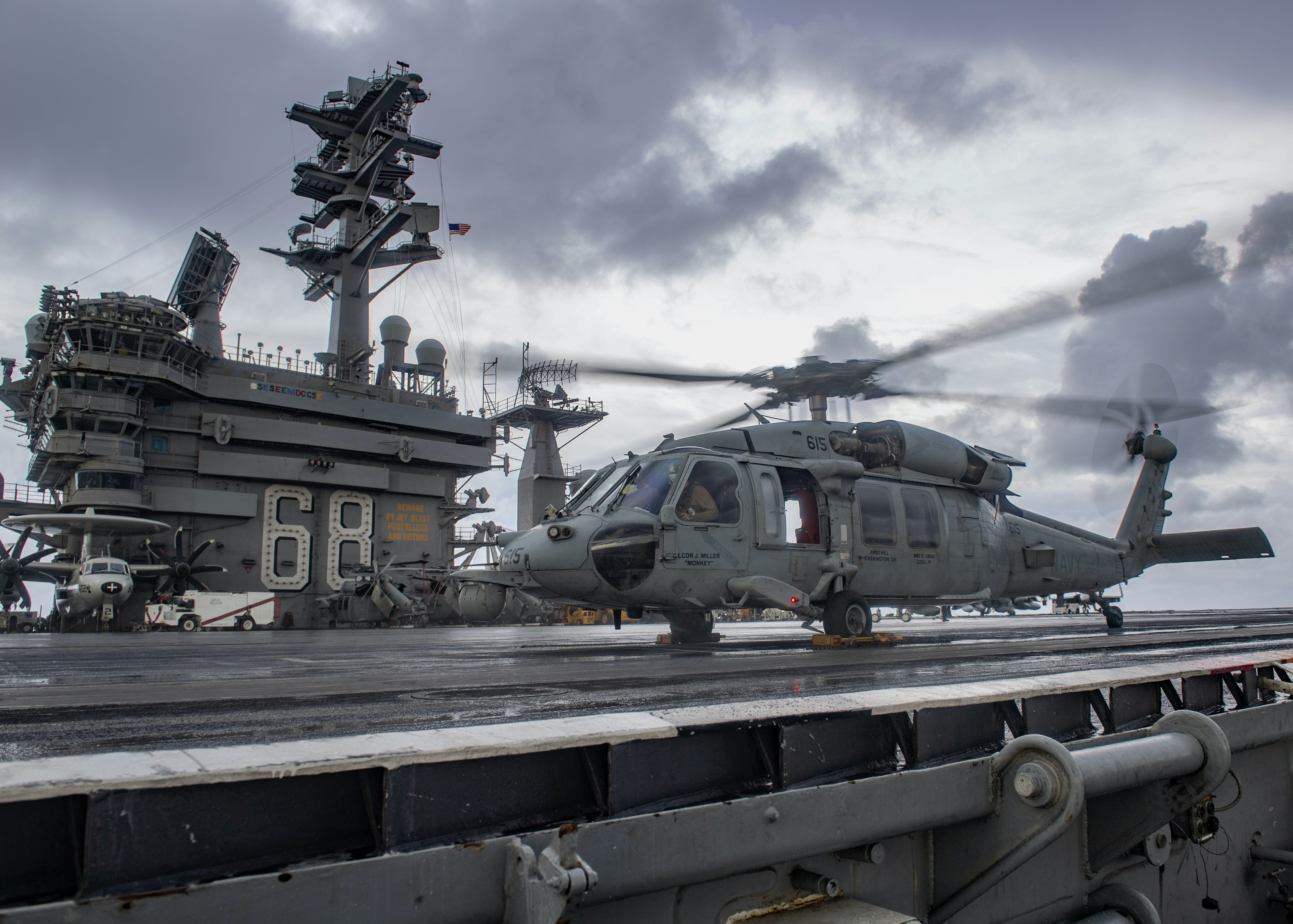 Оперативная сводка по дислокации американского флота на 2 декабря - такого затишья еще НЕ БЫЛО !