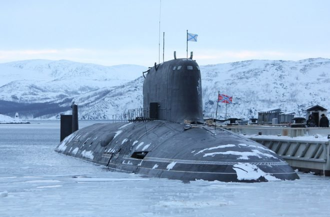 Norwegian Officials: Russian Arctic Expansion Making Security Landscape 'Difficult'