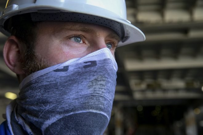 COVID-19 Pandemic Shows Mariners Are Essential Workers, Experts Say