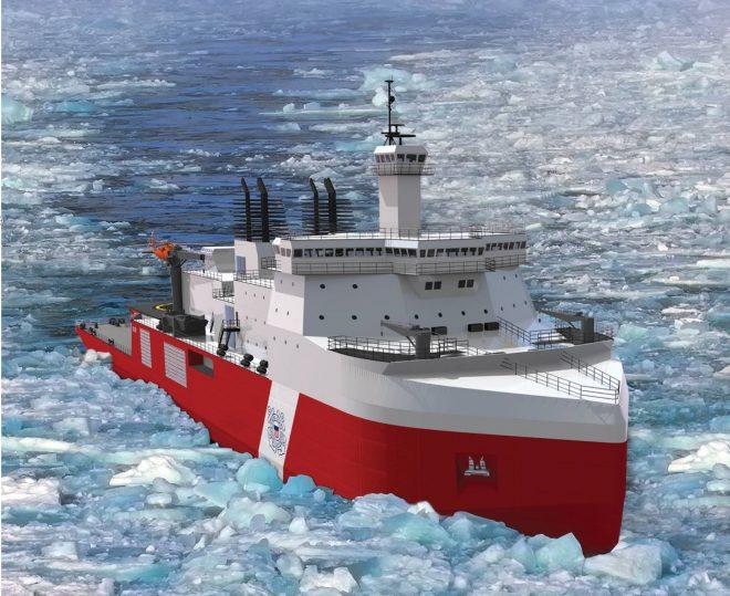 Report to Congress on Coast Guard Polar Security Cutter