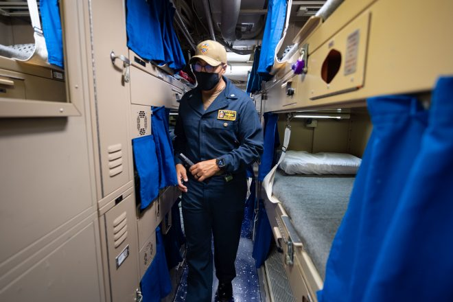 Latest Surface Navy Sleep Policy Aims for Better-Rested, More Alert, Healthier Crews