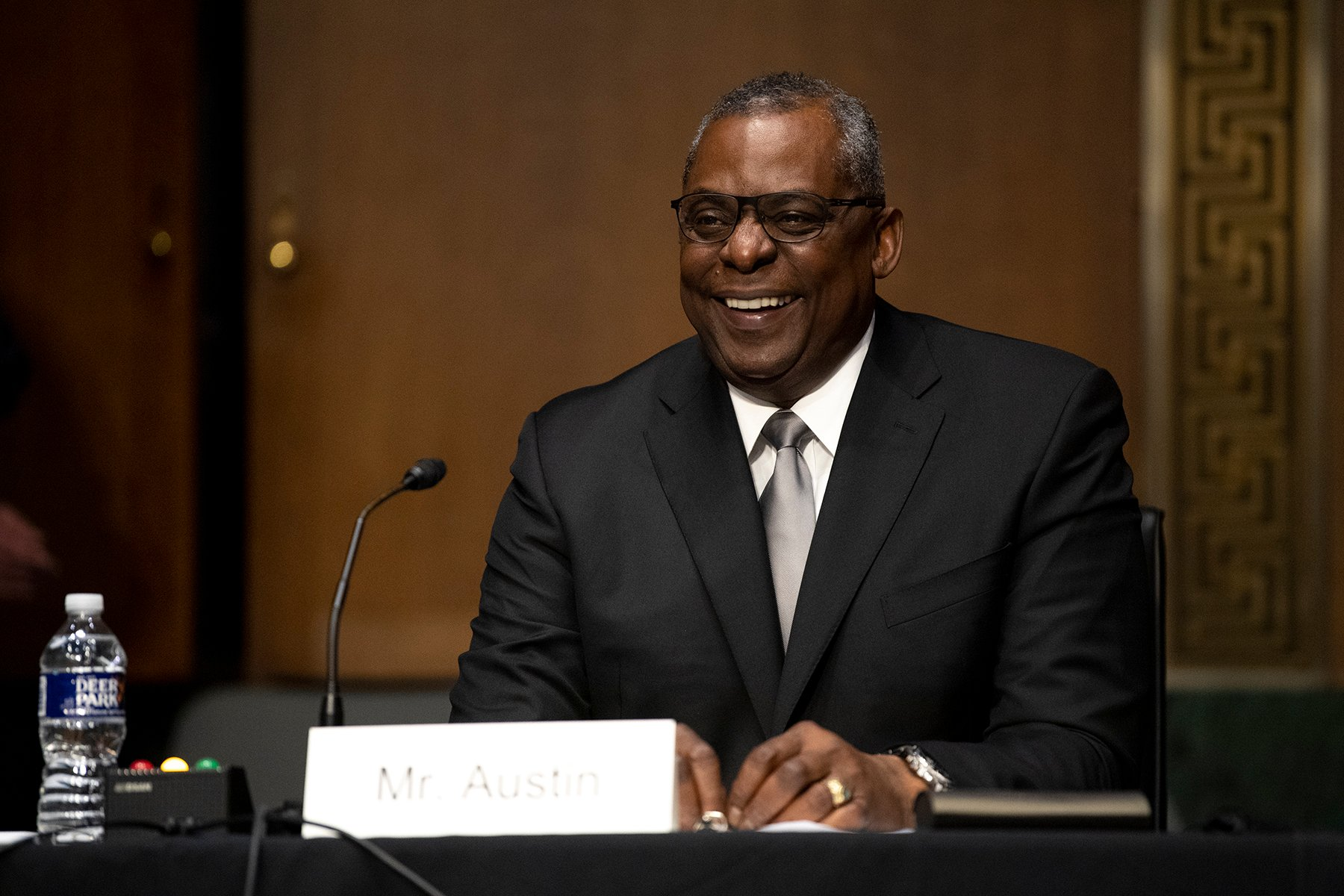 Congress Approves Waiver For Lloyd Austin To Serve As Secdef Usni News