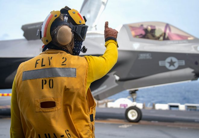 HASC: Congress Let DoD Buy Too Many F-35 Fighters But Not Enough F-35 Spares, Sustainment