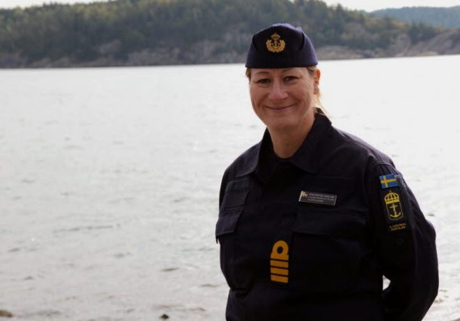 Swedish Navy Chief: Russian Gray Zone Threats Makes Presence, Info-Sharing Critical