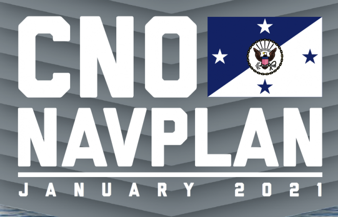 2021 Chief of Naval Operations NAVPLAN