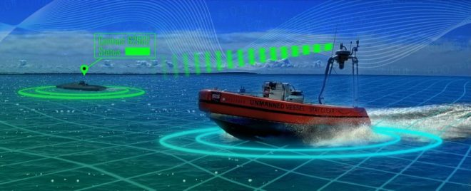 HII Purchases Autonomy Company to Bolster Unmanned Surface Business