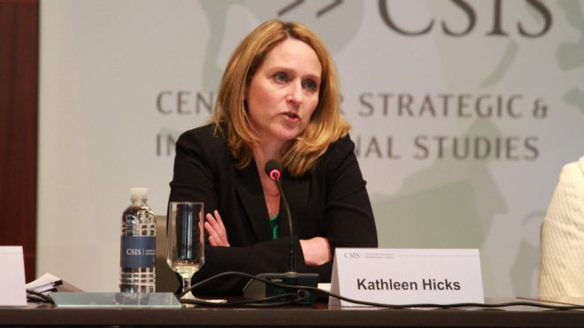 Kathleen Hicks: Current Navy Shipbuilding Plan Needs 'Future Analysis'