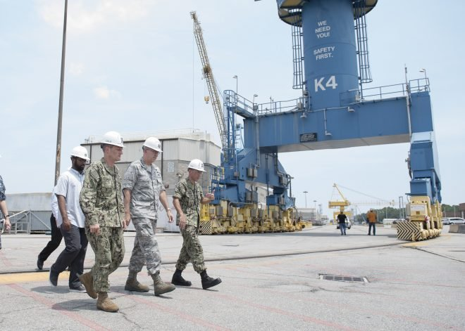 Navy Announces Slew of Promotions, Including New Head of Submarine Force Pacific