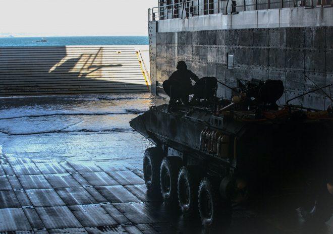 Marines Defend ACV Development as Program Matures