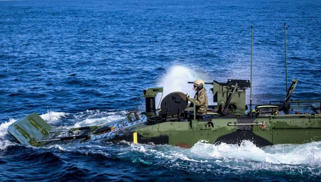 Marine Corps Suspends ACV Waterborne Operations for Faulty Towing Mechanism