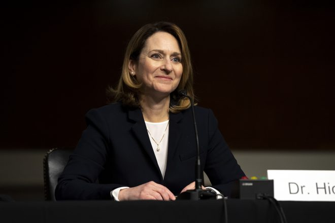 Senate Confirms Kathleen Hicks As Deputy Defense Secretary