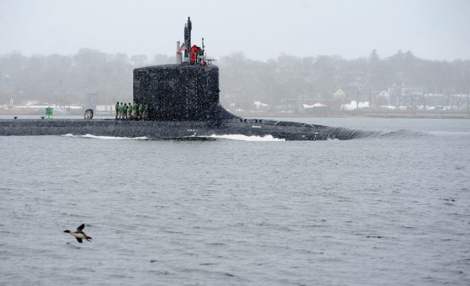 Report on Virginia-class Attack Submarine Program