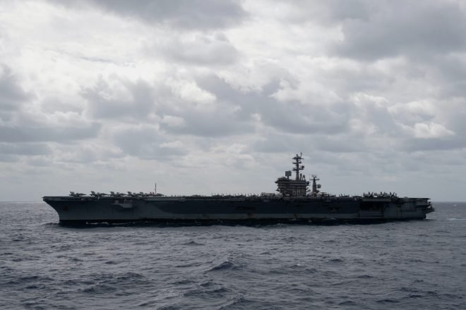SECDEF Austin, CNO to Meet Nimitz Carrier Strike Group Ahead of its California Return
