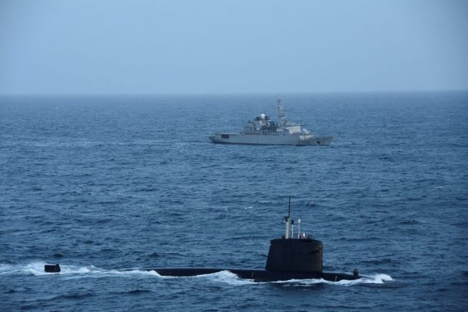 French Nuclear Attack Boat Patrolled South China Sea