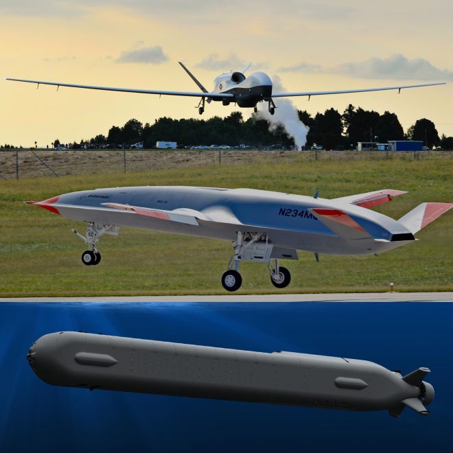 Status Report: Navy Unmanned Aerial, Subsurface Platforms