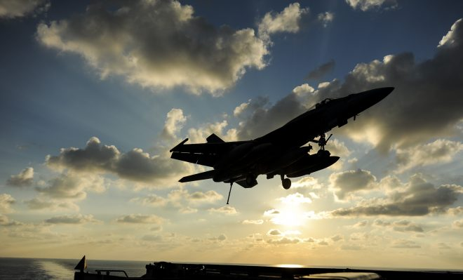 Navy: NGAD Will be Family of Systems, Super Hornet Replacement Likely a Manned Fighter