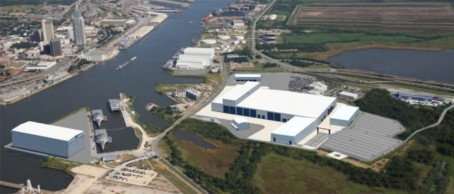 Austal USA Expanding to Make Steel Ships; Yard Looks to Bid on Coast Guard Offshore Patrol Cutter, Navy Light Amphib Programs