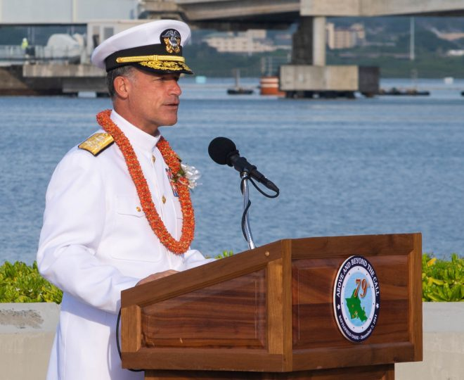 Pentagon Announces Nominees to Lead INDO-PACOM, Pacific Fleet