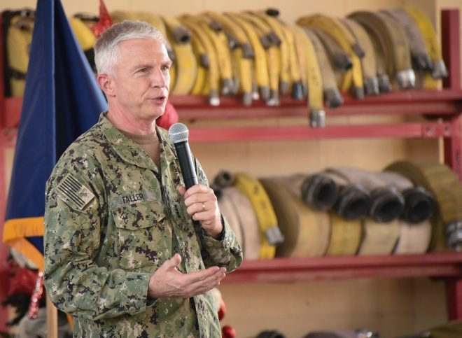 SOUTHCOM's Faller: China Used Pandemic to Expand 'Corrosive, Insidious Influence' in Central, South America, U.S. Influence 'Eroding'