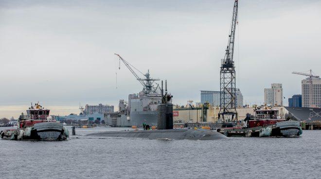 CBO: Navy Still Needs Bigger Workforce To Dig Out of Submarine Maintenance Backlog