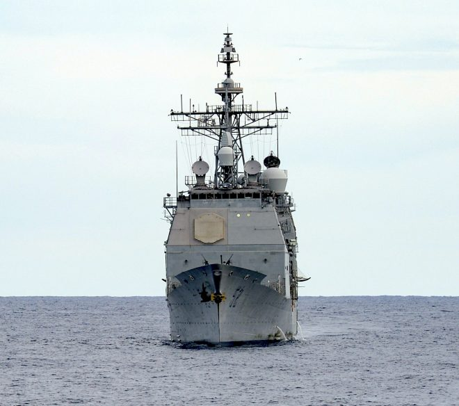 CNO Gilday Says With Current Budget, Cutting Ships Necessary for Navy Long-term