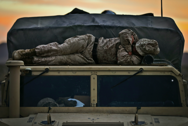 Pentagon Report on Sleep Deprivation and Military Readiness