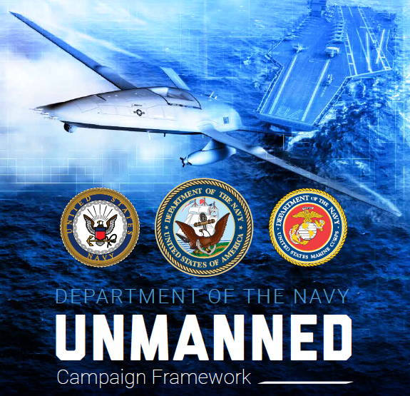 Document: Department of the Navy Unmanned Campaign Framework