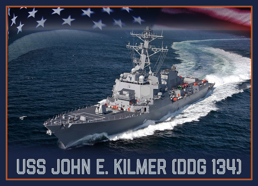 Report to Congress on U.S. Navy Ship Names - USNI News