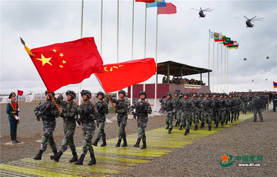 CNO Gilday: China, Russia Deliberately Testing Allies 'Cohesion' in Actions in Ukraine, Near Taiwan