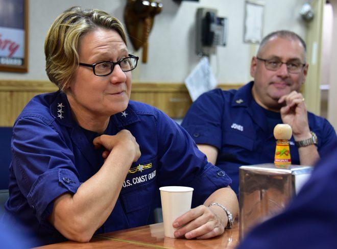 White House Taps Vice Adm. Linda Fagan for Coast Guard Vice Commandant