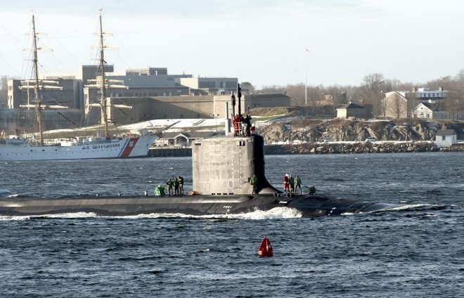 Submarine Industrial Base Under Strain as Virginia-Class Parts Wearing Out Early; Implications For Columbia-Class