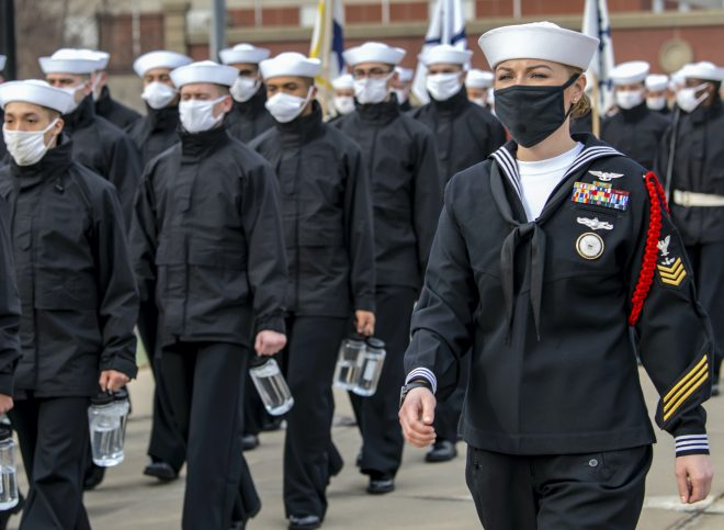 Navy Recruiting Could See Changes Following Diversity Listening Sessions