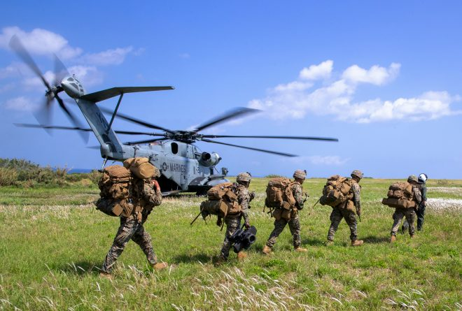 Marine Corps Ready to Conduct EABO Experiments with Allies in Indo-Pacific