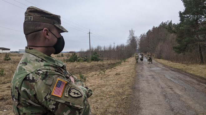 EUCOM Commander: Russia Not Likely to Invade Ukraine Soon