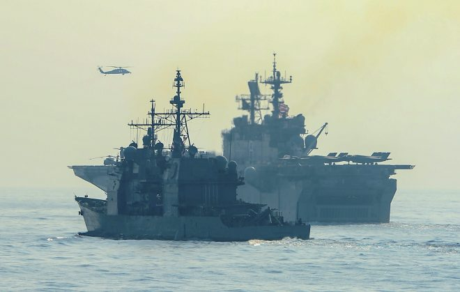 Lawmakers Say Latest Shipbuilding Plan Doesn't do Enough to Counter China