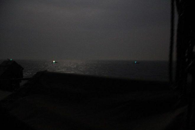 U.S. Sailors Fire Warning Shots to Ward Off Harassing Iranian Fast Boats in Persian Gulf