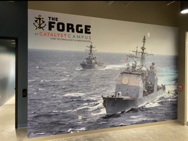 Navy Software Factory, The Forge, Wants to Reshape How Ships Get Upgraded