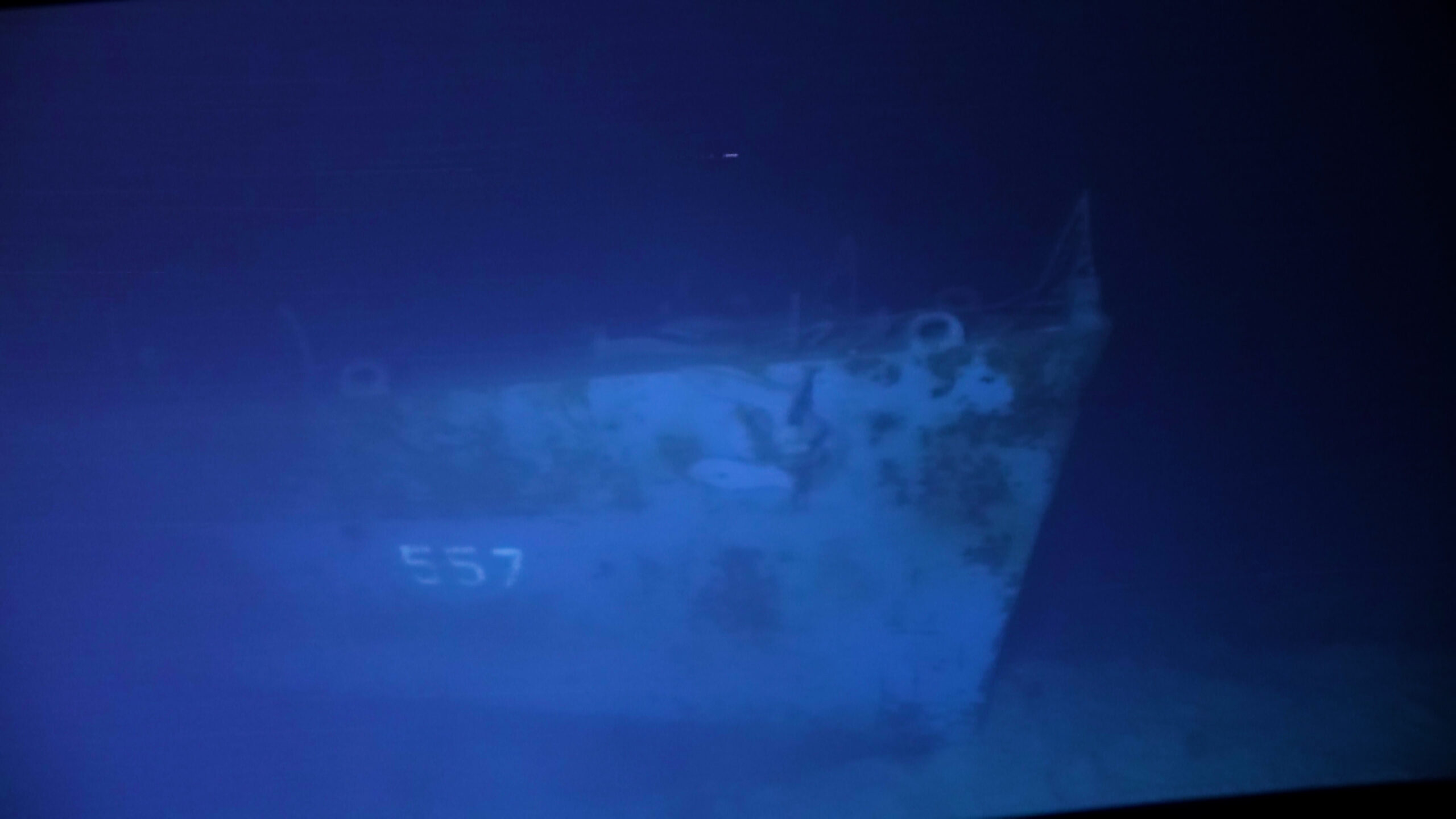 This hero WWII destroyer was reached in the world's deepest shipwreck dive