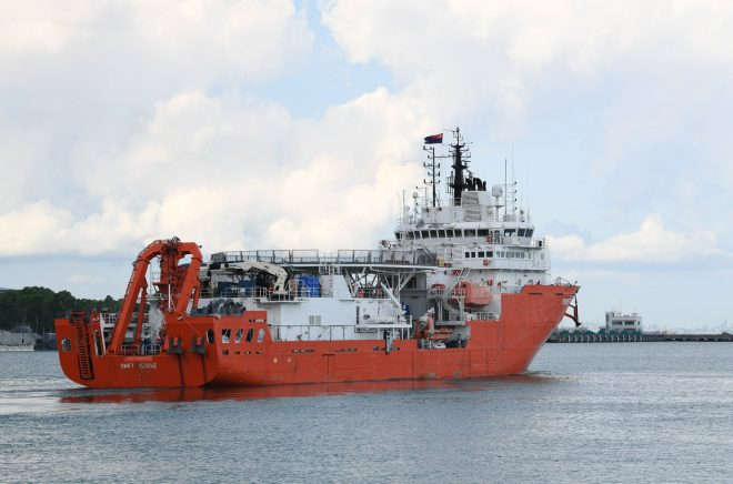 3 Submarine Rescue Ships Hunting for Missing Indonesian Submarine