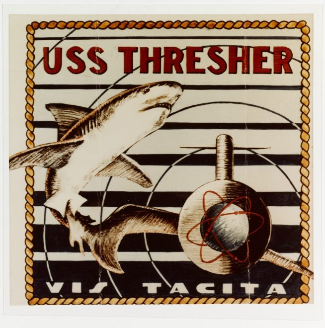 Navy Releases Seventh Round of USS Thresher Inquiry Documents