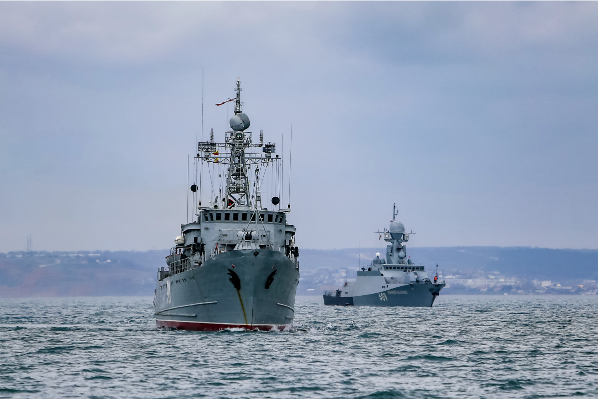 news.usni.org: Panel: Russian Navy Expanding Presence in the Mediterranean Sea, Africa