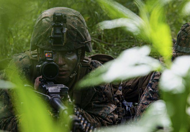 Marines Retooling Infantry Training for Complex Warfare in Pacific - USNI News