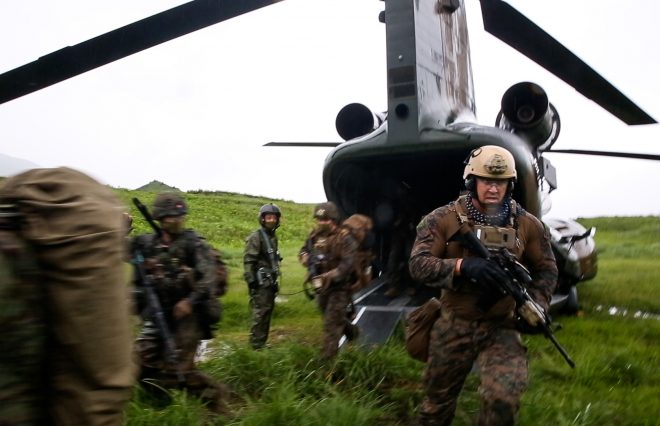 Officials: Jeanne D'Arc Exercise Tests How Allies Can Work Together in Indo-Pacific