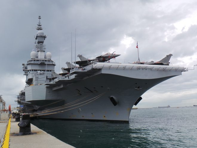Interview: French Asia Pacific Commander Rear Adm. Jean-Mathieu Rey