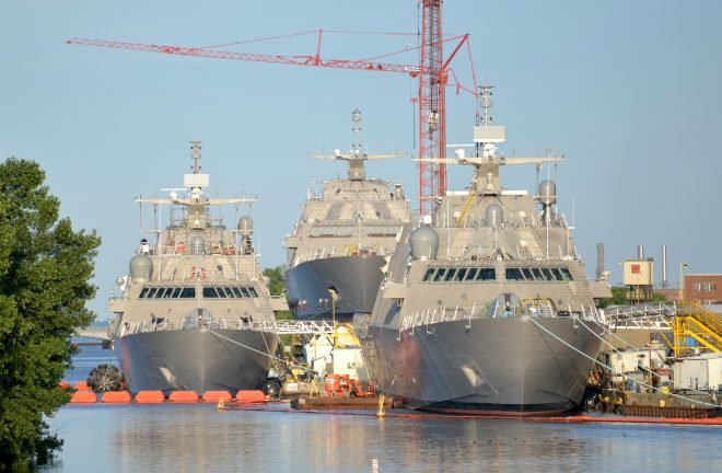 House Bill Cuts Money for Navy Nuke Cruise Missile, Saves 3 LCS from Decommissioning