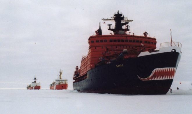 Panel Warns of Economic and Military Impacts from Russia's Plans for Arctic