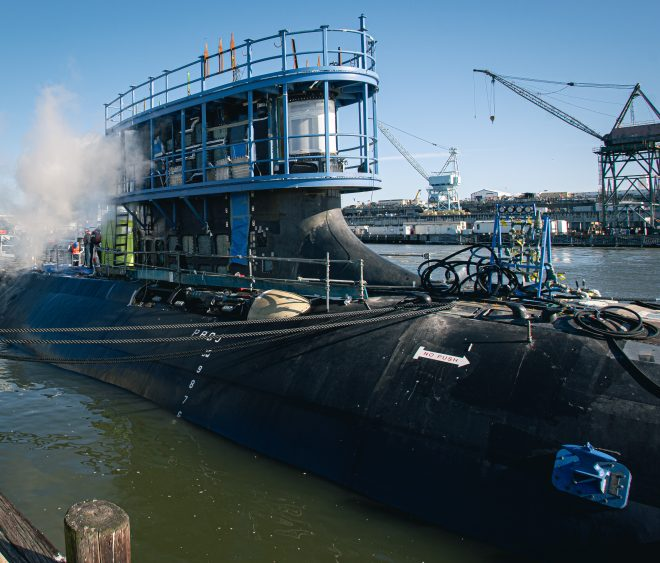 Annapolis Couple Charged with Selling Submarine Secrets Appear in Court, Detention Hearings Scheduled for Friday